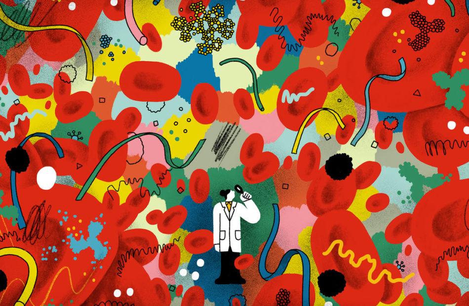 An antibody test for the novel coronavirus will soon be available