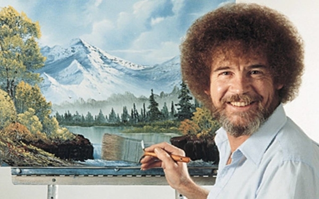 Newly Launched Bob Ross Channel Is Now Available On Free Streaming Service