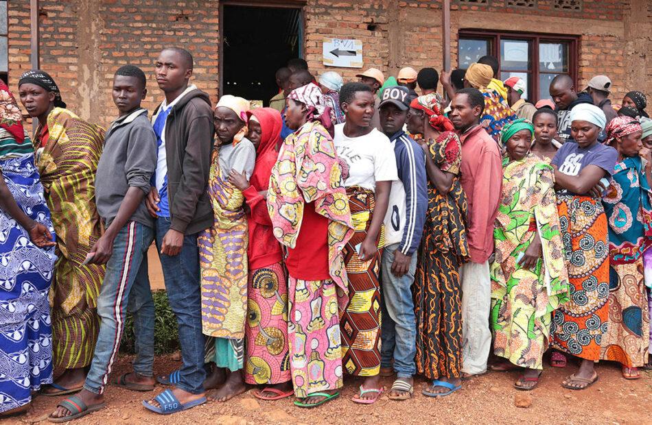 Burundi's rigged election