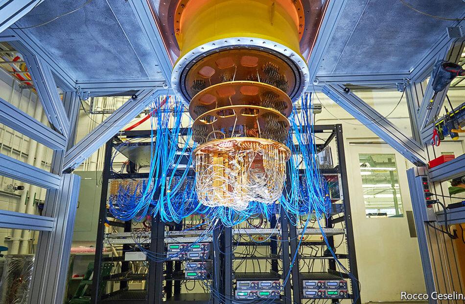 Commercialising quantum computers