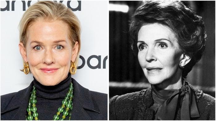 Penelope Ann Miller Set to Play Nancy Reagan in Biopic