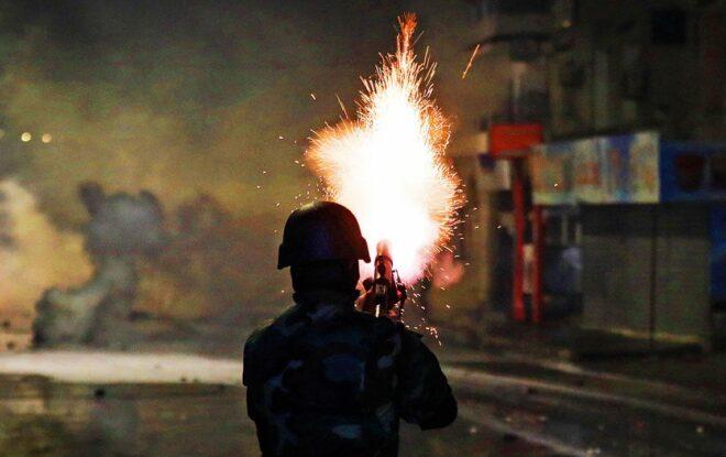 Despite democracy, Tunisians riot