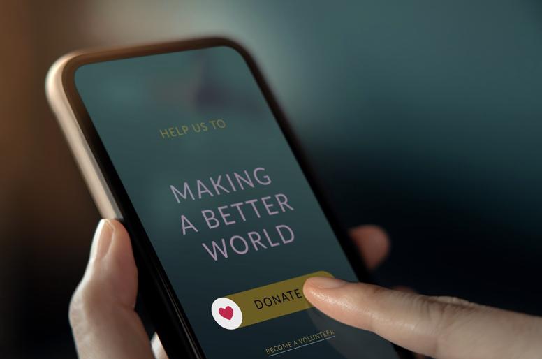 How World Charities are Gaining Awareness through Social Media