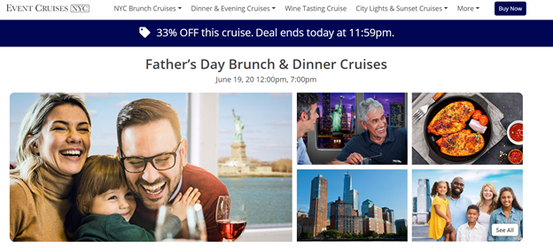 Events in the US You Shouldn't Miss For Father's Day