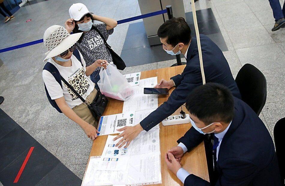 Kazakhstan is awash in fake vaccination passports