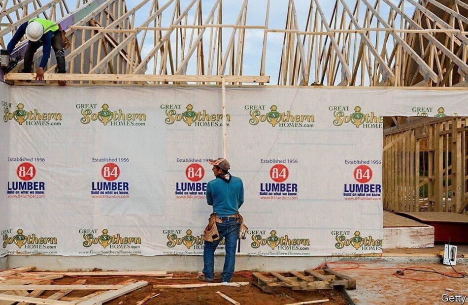 Labour shortages threaten housing supply