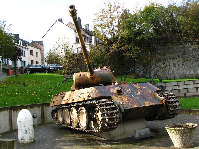 A Grandpa kept a World War II German Tank in His Basement, Fined Almost $300K